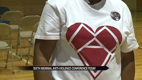 Local organization holds 6th biennial anti-violence conference