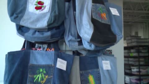 Local organization needs your unwanted jeans
