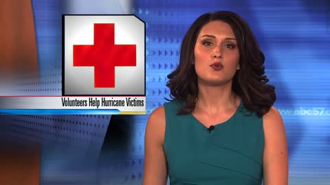 Local Red Cross volunteers head to Texas to help Hurricane Harvey victims