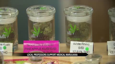 Local researches head to Indianapolis for medical marijuana discussion
