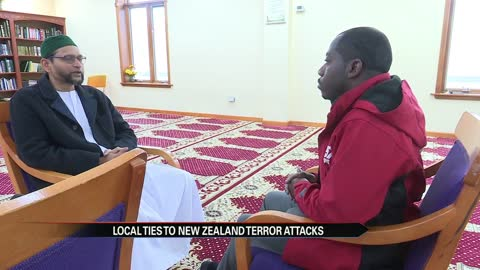 Local ties to New Zealand terror attack