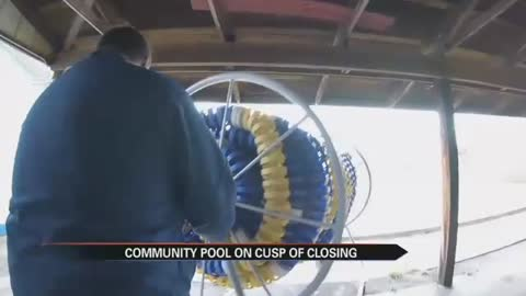 Longtime community pool on cusp of closing after lack of memberships
