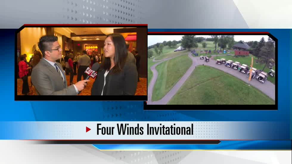 Lpga Players Excited For Play Worried About Bad Weather Live Interviews