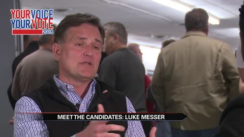Luke Messer looks to turn U.S. Senate seat red again