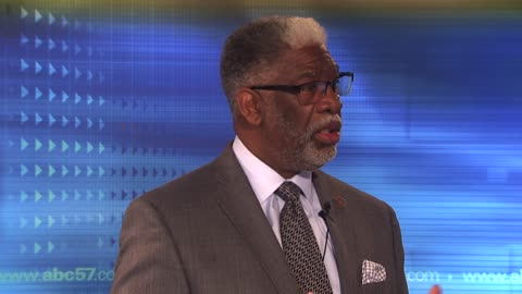 Lynn Coleman discusses run for South Bend mayor