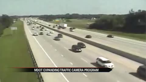 M-DOT expands traffic camera program