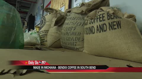 Made in Michiana: Bendix Coffee