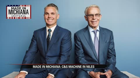 Made in Michiana: C&S Machine