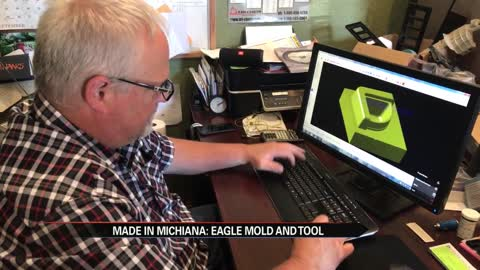 Made in Michiana: Eagle Mold and Tool