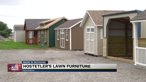 Made in Michiana: Hostetler's Lawn Furniture