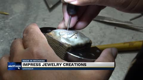 Made in Michiana: Impress Jewelry Creations