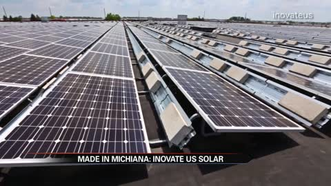 Made in Michiana: Inovateus Solar