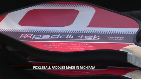 Made in Michiana: Paddletek