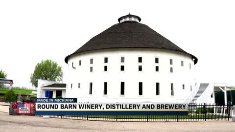Made in Michiana: Round Barn Winery