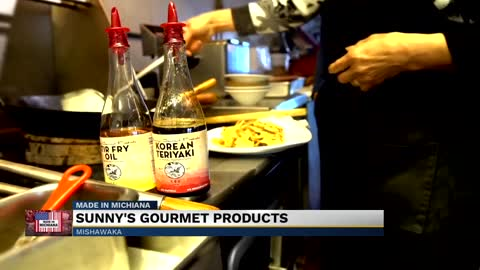 Made in Michiana: Sunny's Gourmet Products