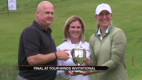 Maia Schechter wins Four Winds Invitational crown