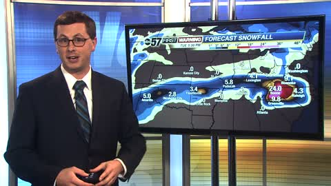 Michiana to dodge significant winter storm