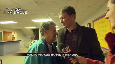 making a miracle happen in buchanan