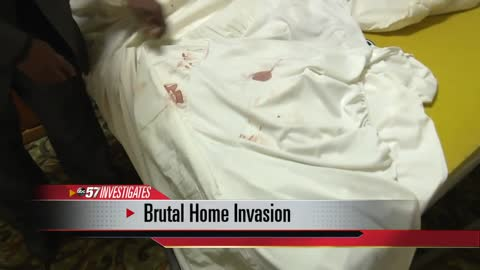 Man beaten, bound, locked in closet during South Bend home invasion