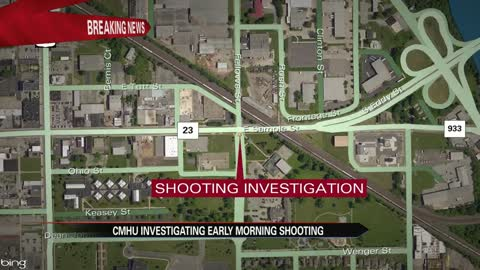 Man shot in the arm in South Bend