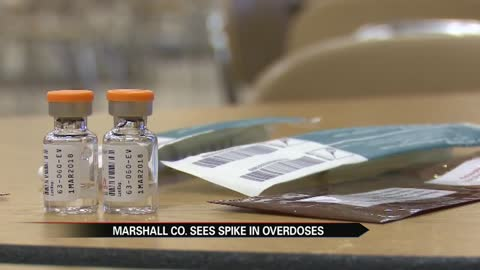 Spike in overdoses reported in Marshall County, officials stress Naloxone training