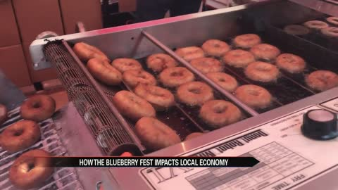 Marshall County Blueberry Festival a boon to local economy