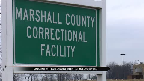 Marshall County leaders work to fix jail overcrowding