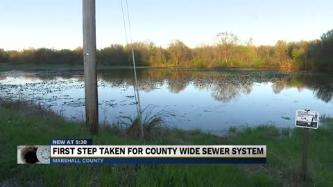 Marshall County takes steps to fix failing sewer systems