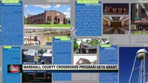 Marshall County wins 2019 Stellar Community award