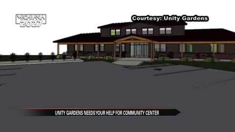 Matching grant puts Unity Gardens one step closer to building community learning center