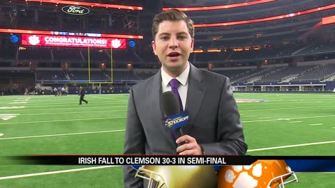 Notre Dame vs Clemson: A recap of the College Football Playoff Semifinals