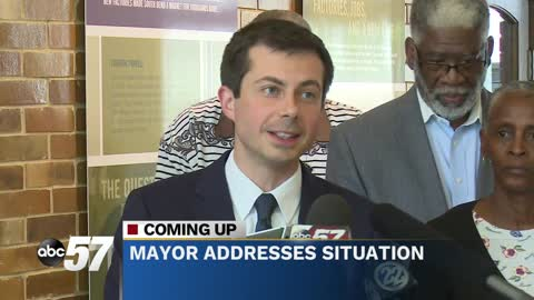 South Bend mayor says he's 'very open' to independent investigation...