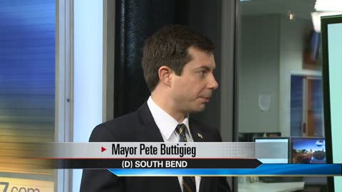 South Bend Mayor Pete Buttigieg responds to gun violence and police shootings
