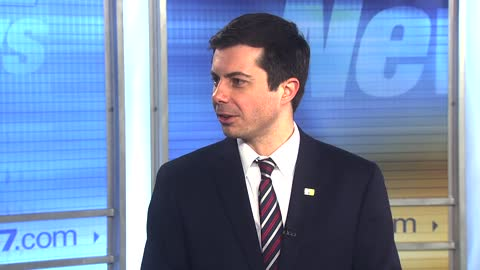 Mayor Pete Buttigieg discusses South Bend, potential presidential...