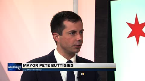 Mayor Pete Buttigieg gives update on key South Bend issues