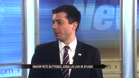 Mayor Pete Buttigieg gives update on possible presidential run