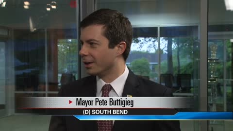 Mayor Pete Buttigieg gives update to city concerns