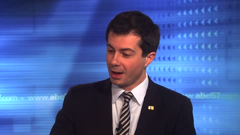 Mayor Pete Buttigieg talks about midterm elections