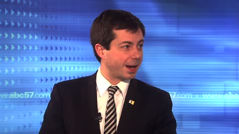 Mayor Pete Buttigieg: Tweeting is not enough to fight gun violence