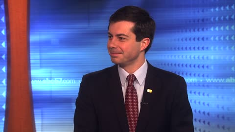 Mayor Pete Buttigieg discusses South Bend schools superintendent's...