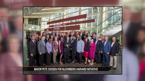 Mayor Pete joins Bloomberg Harvard City Leadership Initiative