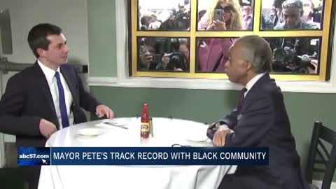 NAACP President: Buttigieg 'needed' meeting with Rev. Al Sharpton