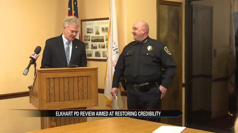 Mayor moves forward with independent review of Elkhart police department