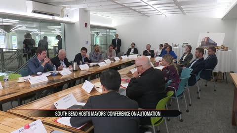 Mayors from across the US attend conference in South Bend