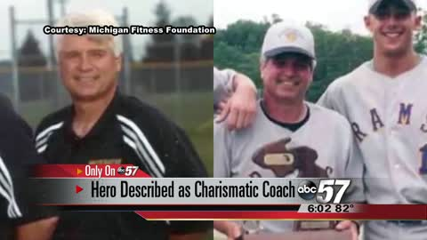 Medal of Honor recipient also a beloved high school coach