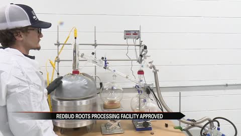 Medical marijuana processing lab opening in southwest side of...