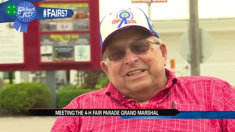 Introducing the 2017 Parade Grand Marshal: Dean Morehouse
