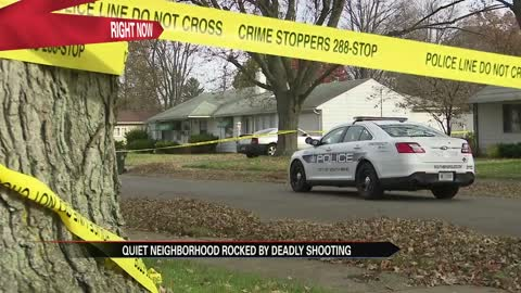 Metro Homicide investigates deadly shooting in South Bend