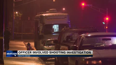 South Bend man identified in officer-involved shooting