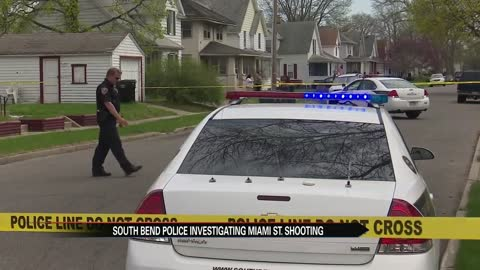 South Bend Police investigating shooting on Miami Street